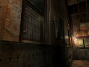 Resident Evil 3 background - Uptown - warehouse o - R10118