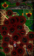 RE0HD Raccoon City Recontagion canvas