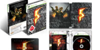 Resident Evil 5 Limited Collector's Edition
