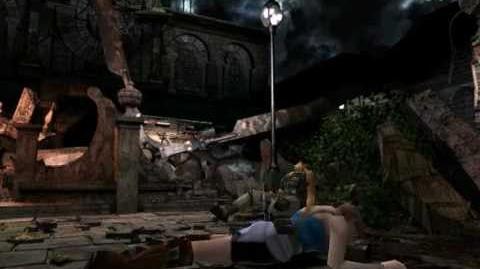 Resident Evil 3 Nemesis cutscenes - Nemesis defeated