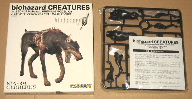 File:Biohazard CREATURES kit - Cerberus.jpg