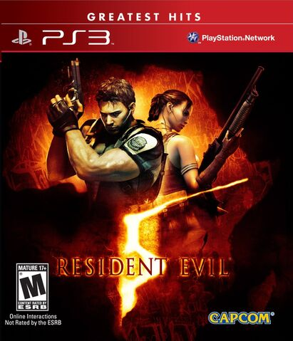 File:Resident Evil 5 Greatest Hits PlayStation 3 NTSC Box Art FRONT BBFC.jpg