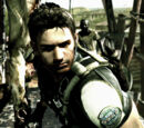 Chris Redfield