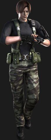 File:Resident Evil The Darkside Chronicles - Operation Javier - Leon Scott Kennedy render.jpg