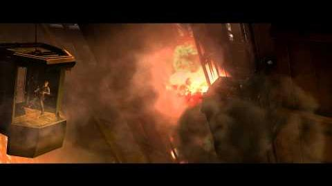 Resident Evil 6 all cutscenes - Someone Needs a Rescue