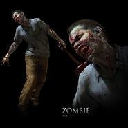 Cg zombie