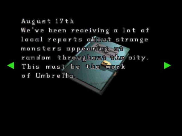 File:RE2 CHRIS's diary 04.png