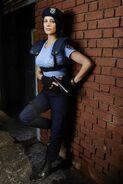 Julia Voth as Jill Valentine 4