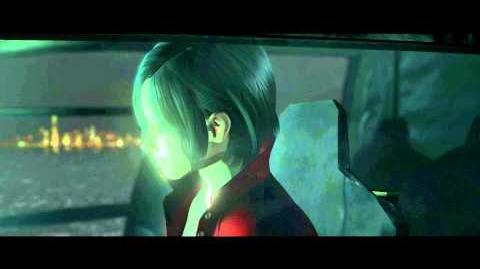 Resident Evil 6 all cutscenes - Leaving the Aircraft Carrier