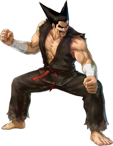 File:Heihachi Mishima from Project X Zone.png