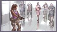 Resident evil 5 conceptart M9J42