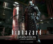 Biohazard Damnation official website - Wallpaper D - Smart Phone Android - dam wallpaper4 960x800