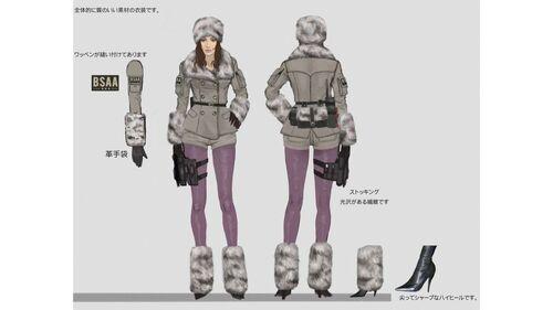 Making of Resident Evil Revelations - art 6