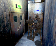Naked Zombie - Resident Evil 1996