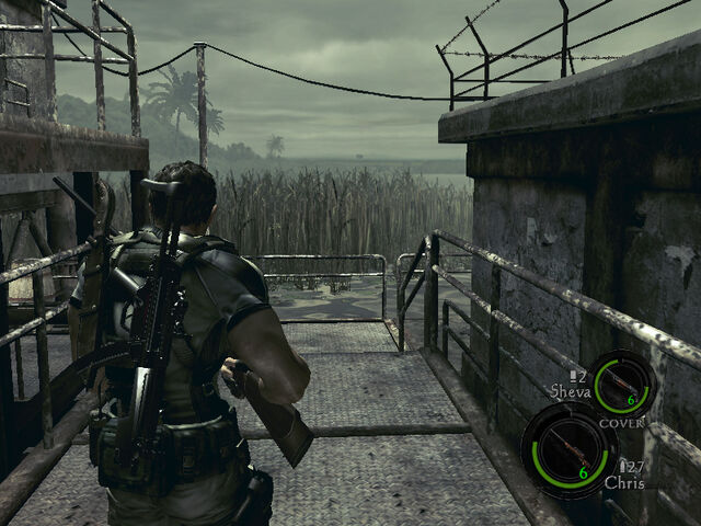 File:Oil field dock in-game (RE5 Danskyl7) (5).jpg