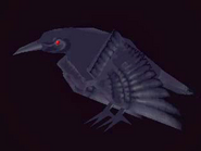 Zombie Crow from RE2 - HD