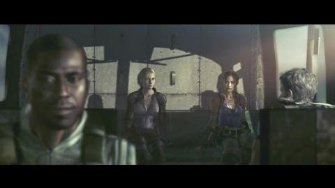 "Resident Evil 5 - Cutscenes 53 ""Homeward Bound!"""