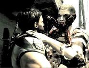 Chris-redfield-hugs-a-zombie-in-resident-evil-5