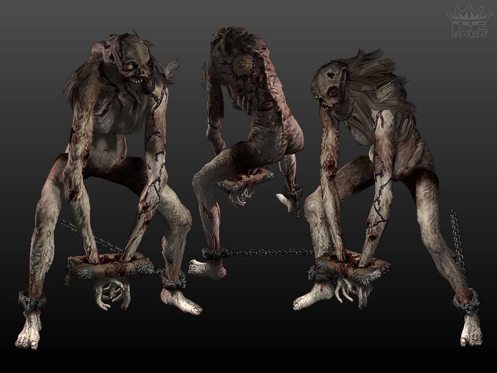 Resident Evil Umbrella Chrnicles Subway Map 3d Model.Resident Evil 1 Video Game Tv Tropes