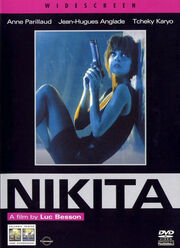 Nikita cover (movie)