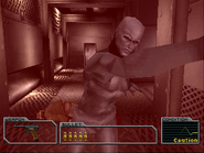 370276-resident-evil-survivor-playstation-screenshot-tyrant-uppercuts