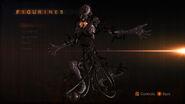 Monster alex 2nd form figurine