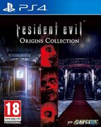 Resident Evil Origins Collection-PS4-Box Art EU