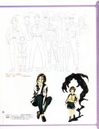 CAPCOM design WORKS art book - Chapter 01 - bio hazard-series - Page 30