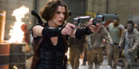Resident Evil: Afterlife/notes