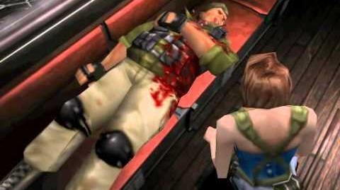 Resident Evil 3 Nemesis cutscenes - Complete Rest