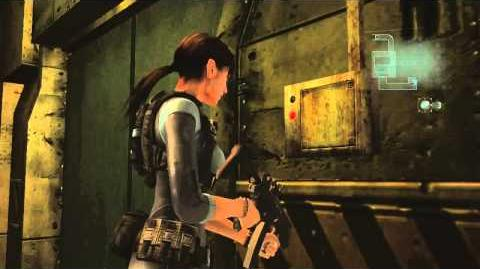 Resident Evil Revelations HD - Chapter 4 Xbox360 gameplay