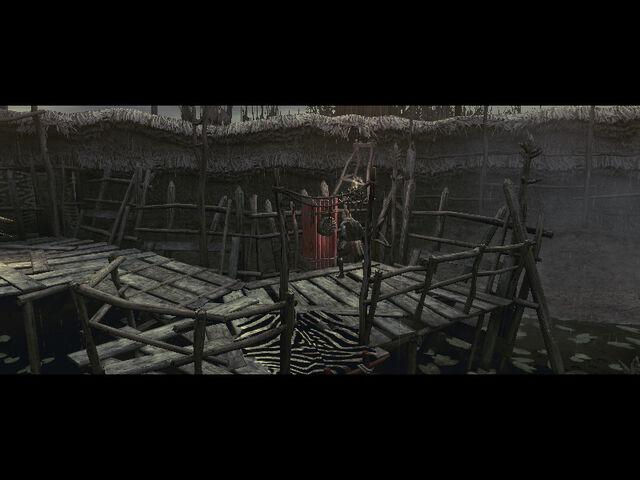 File:Execution ground in RE5 (Danskyl7) (12).jpg