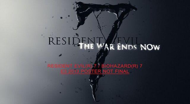 File:Resident-Evil-7-Receives-Leaked-Poster-E3-2013-Reveal-Likely.jpg