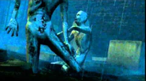 Graveyard encounter (scene)