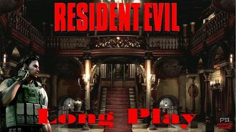 Resident Evil HD REmaster Full Playthrough Chris Redfield Longplay Walkthrough No Commentary