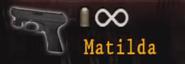 Umbrella Chronicles Matilda gameplay