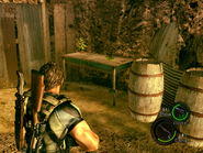 Mining area in RE5 (by Danskyl7) (17)