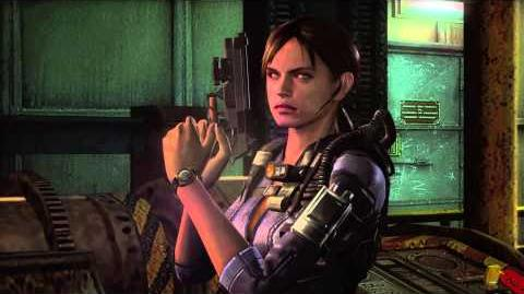 Resident Evil Revelations all cutscenes Episode 5-2 opening
