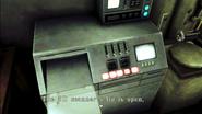 Resident Evil CODE Veronica - workroom - examines 10-1