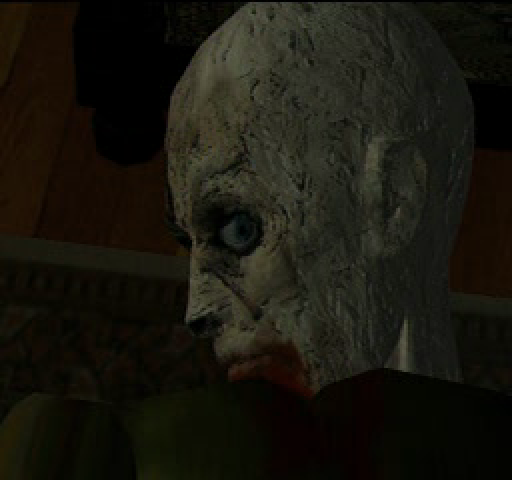 File:Resident Evil - Turning Around Zombie render.png