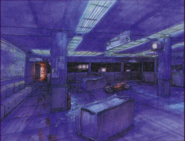 The PlayStation no36 - Lobby concept artwork 02