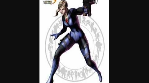 Jill Valentine Theme Marvel vs