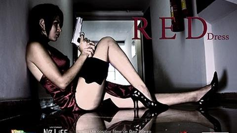 RED DRESS Resident Evil Fan movie