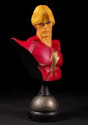 Warlock bust