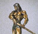 Hard Hero Conan the Barbarian Bronze FS