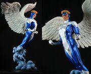 Angel St painted sculpt2