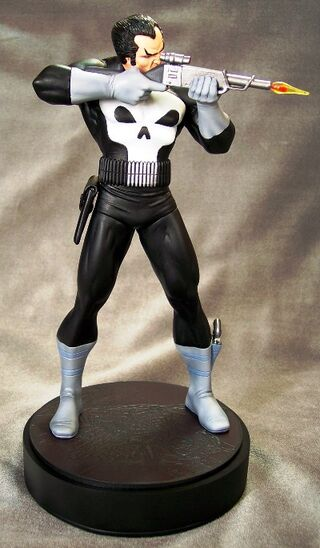 Punisher Statue1