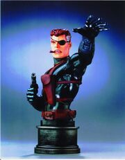Nick fury blackstealth bust