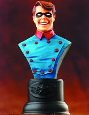 Bucky bust