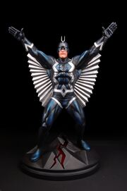 Black Bolt main